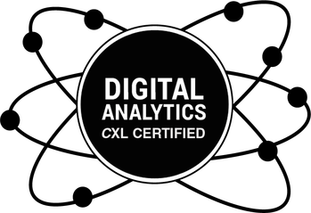 CXL Digital Analytics Certified Expert - ConversionXL