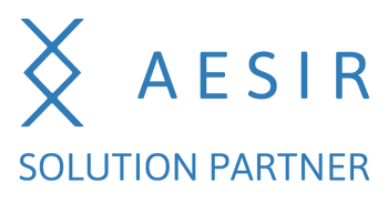 Aesir Solution Partner Logo