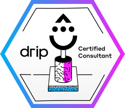 Polished Geek is a Drip Certified Consultant Agency