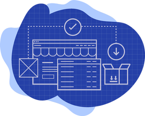 B2B Ecommerce Services icon