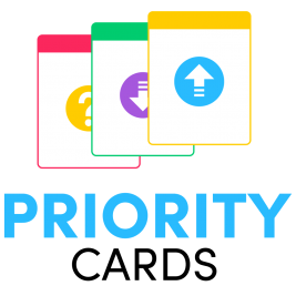 Priority Cards App for monday.com logo